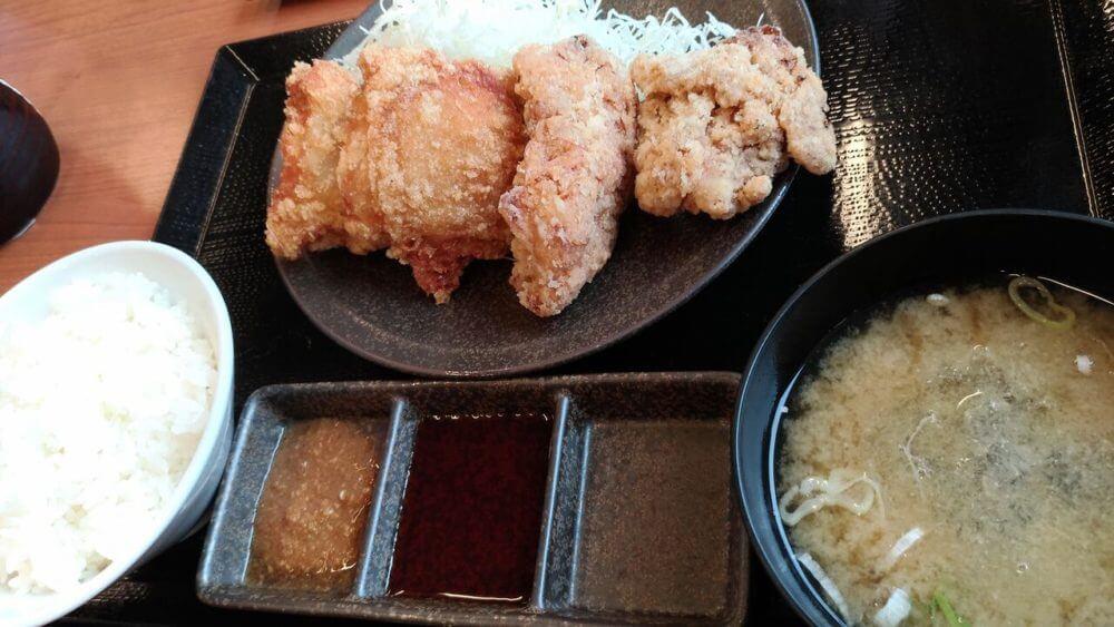 【札幌かつや・からやま白石店】カツ・から揚げが美味しくてお腹いっぱいになるお店。
