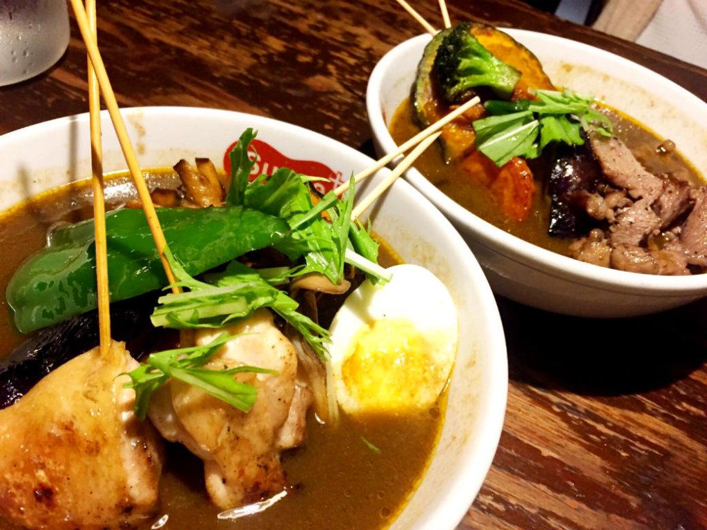 【スープカレー すあげ+】行列・人気すぎる札幌・すすきのスープカレー屋さん
